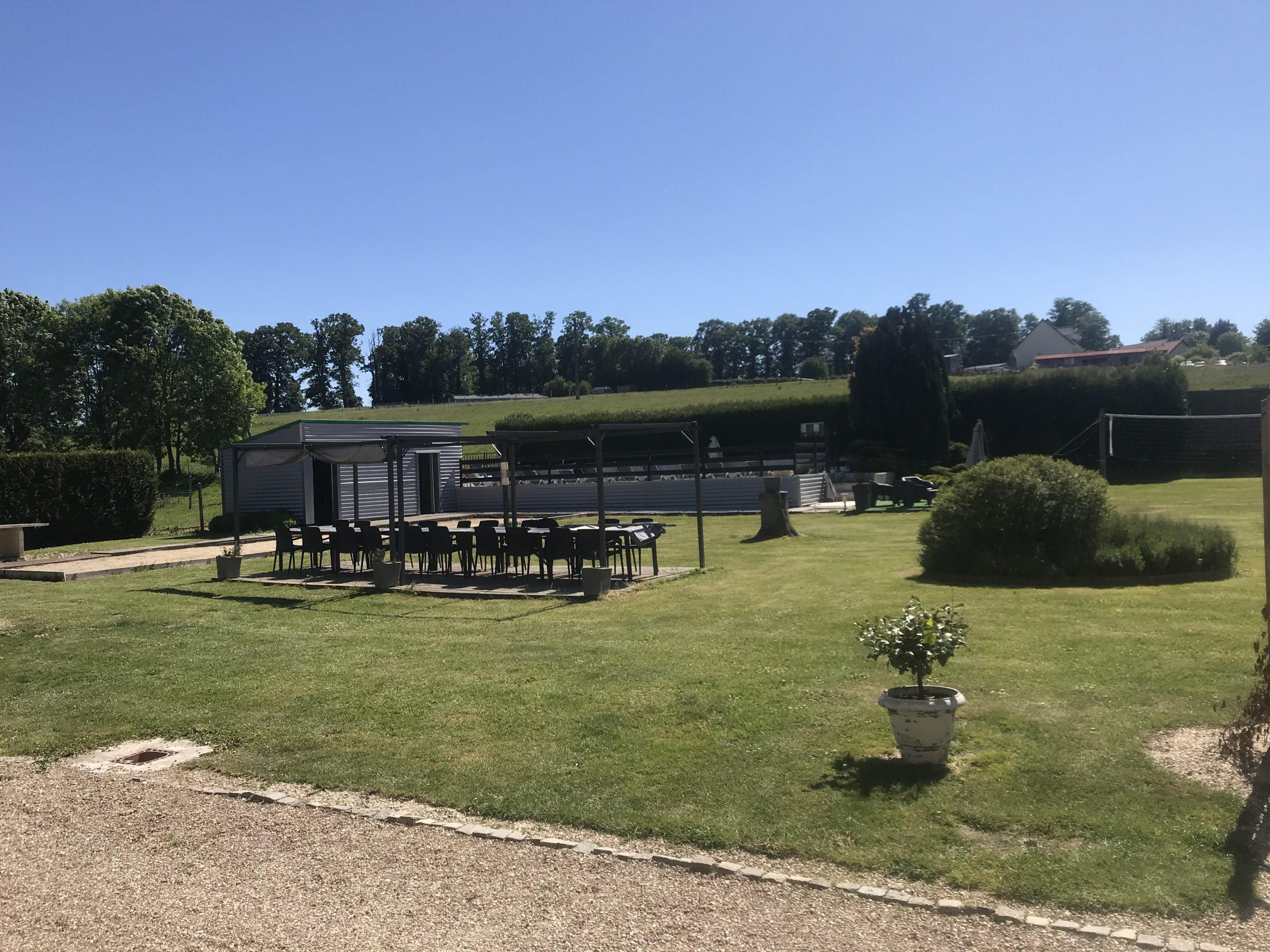 Domaine de la Reine Blanche proche de Dieppe (76)
